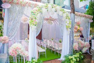 cổng hoa cưới đẹp nhất 4