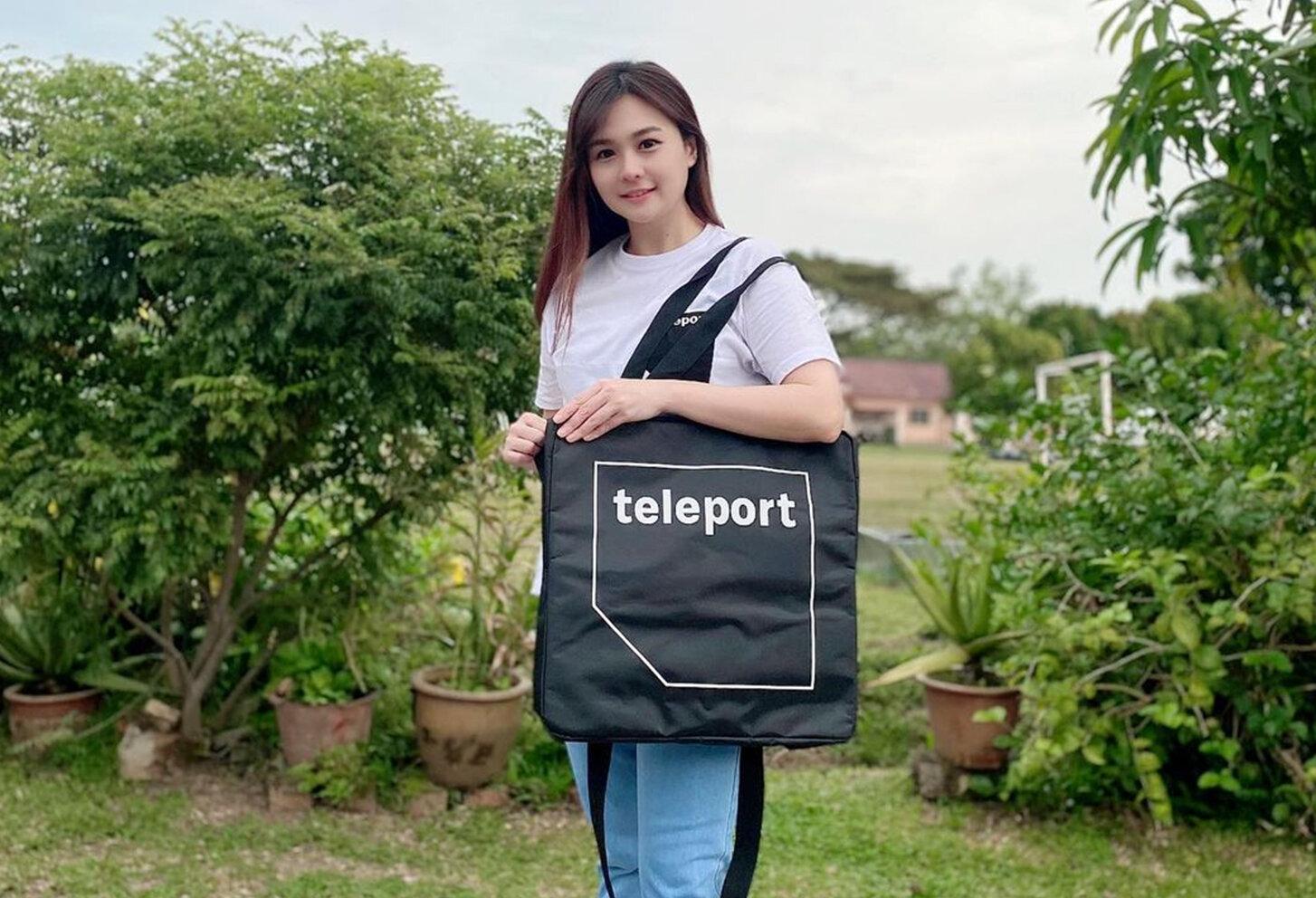 Teleport Mencari Komuniti Usahawan di Tujuh Buah Bandar di Malaysia