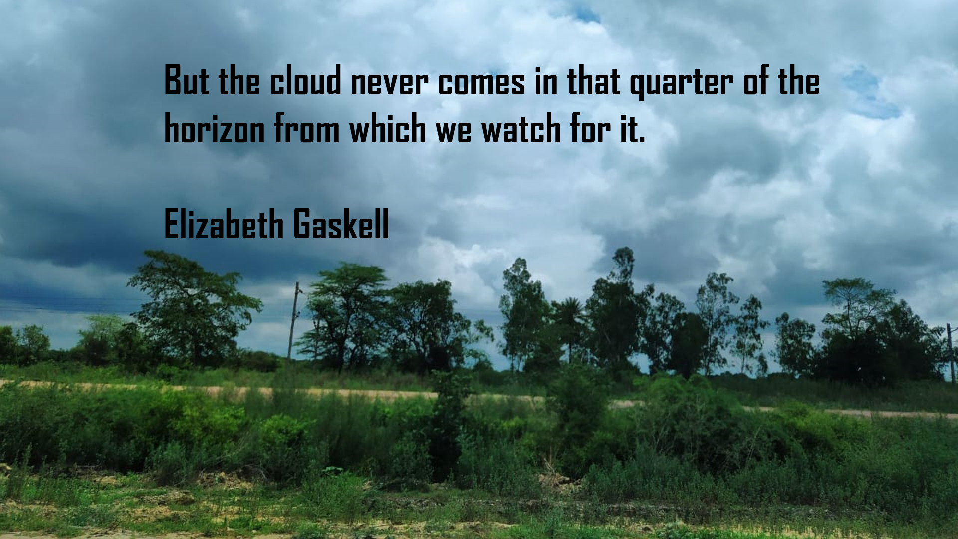 amazing clouds quote