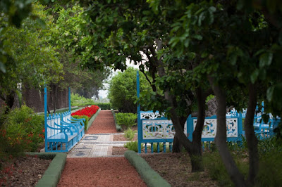 В саду Ризван