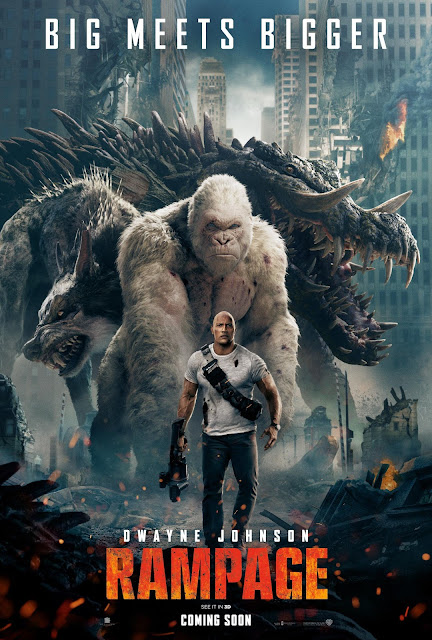 Rampage (2018) ταινιες online seires oipeirates greek subs