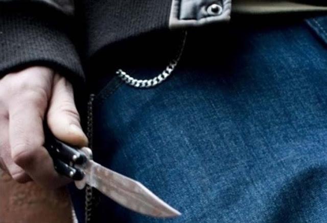 Συλληψη 26χρονου στο Ναύπλιο με σουγιά 11 εκατοστών