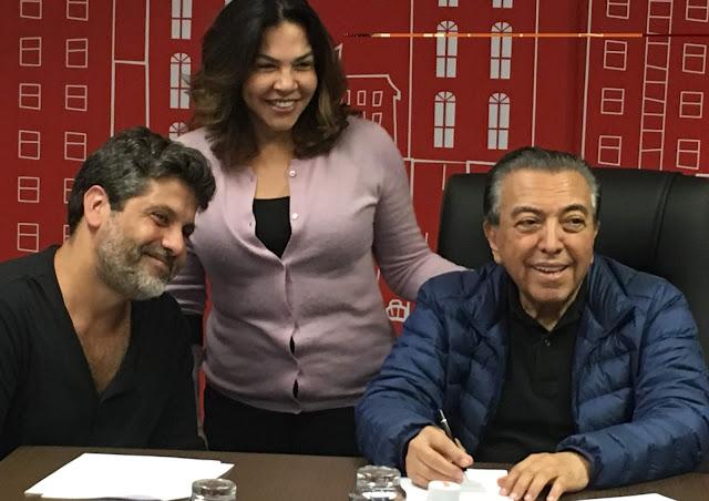 Biografia de Maurício de Souza vai virar filme em live-action