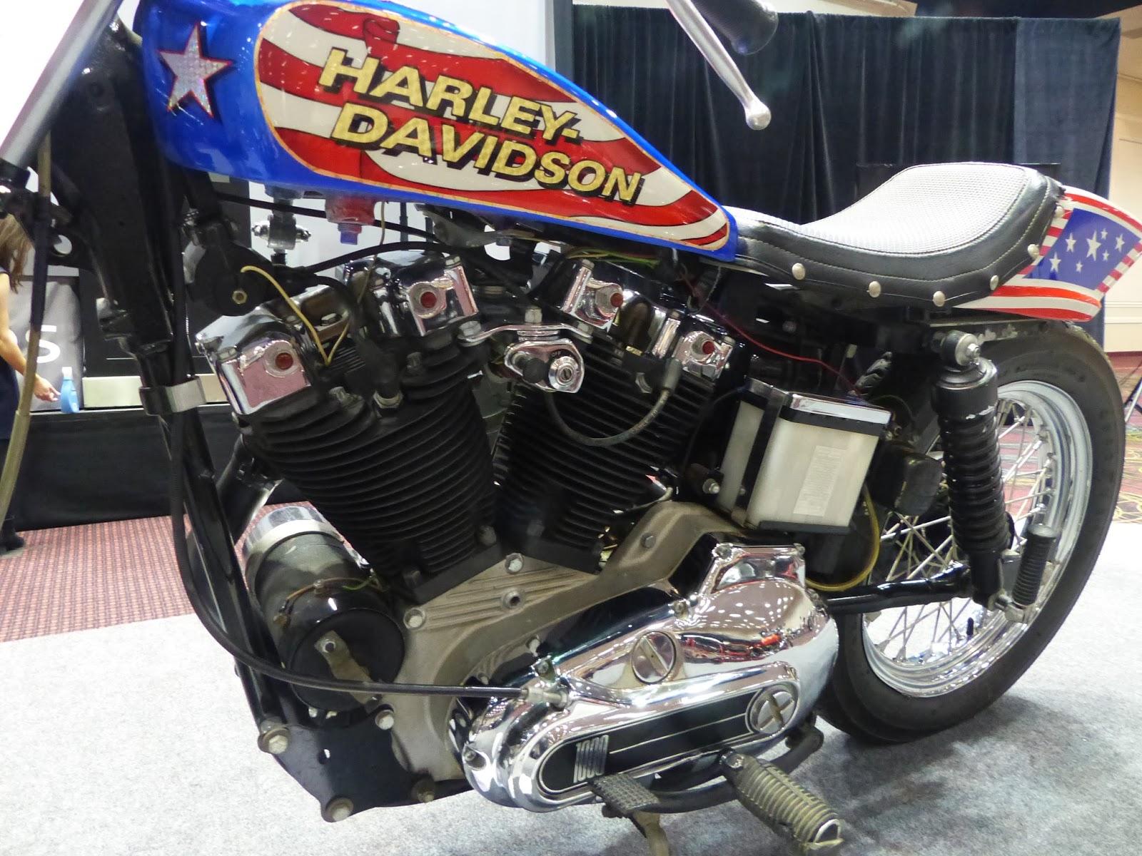 Harley Davidson Movie: OldMotoDude: 1976 Harley-Davidson XL-1000 Viva Knievel