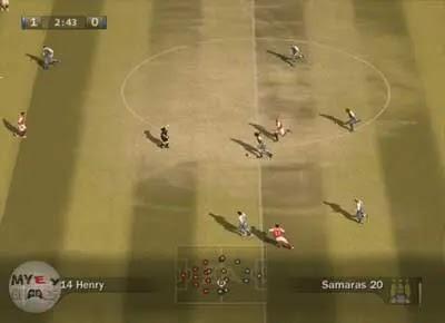 تحميل لعبة فيفا 2007 للكمبيوتر برابط مباشر وبحجم صغير