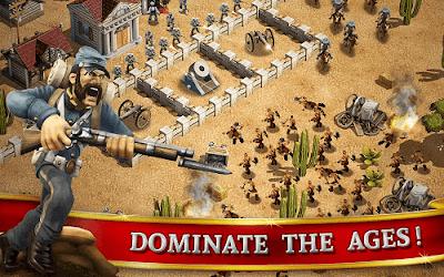 Battle Ages v1.3.1 Mod Apk (Mega Mod) 2