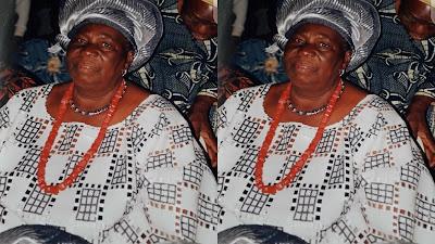 Iyaloja of Oyo State, Asake Kola-Daisi is dead