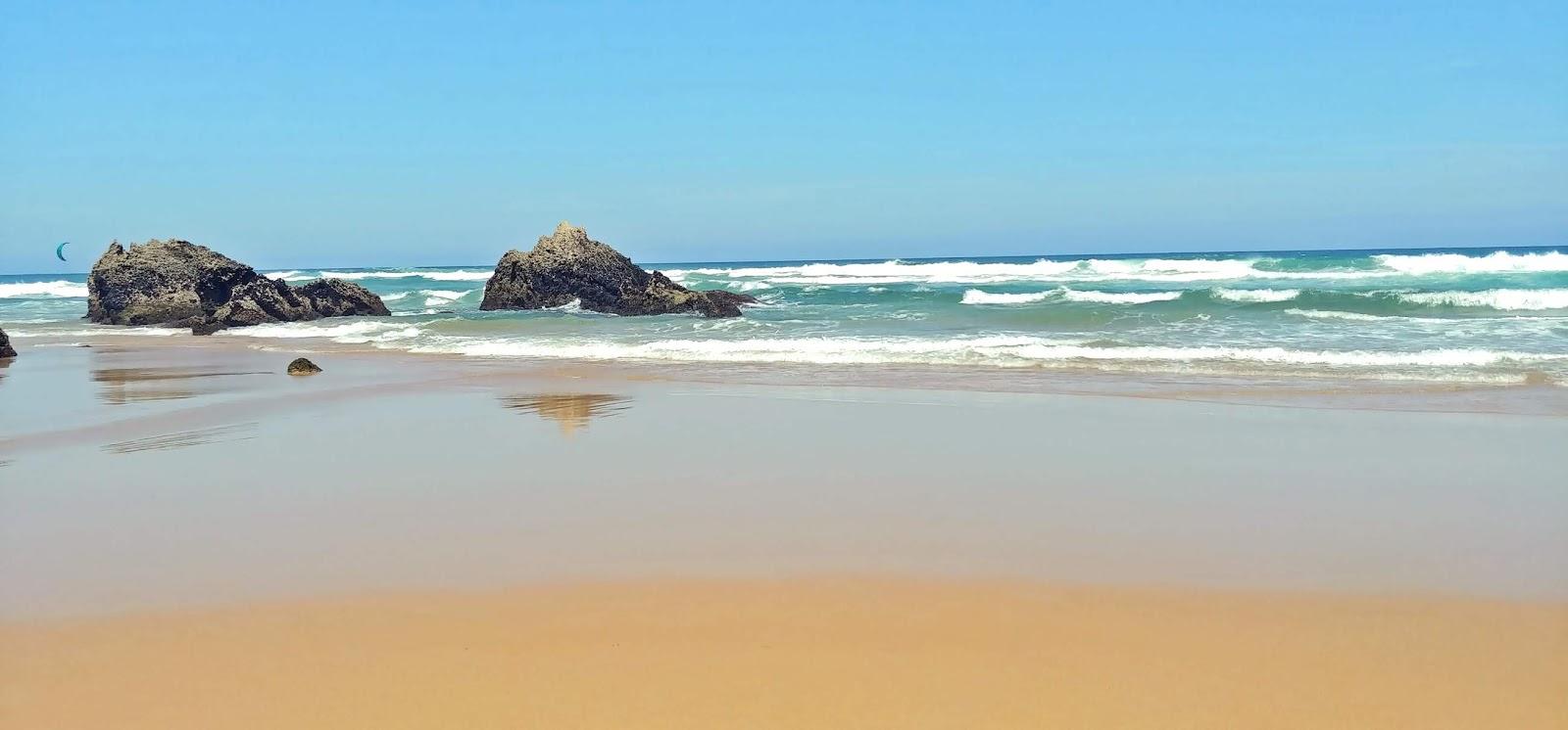 Plaże w Santander w Hiszpanii
