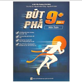 Bứt Phá 9+ Lớp 11 Môn Toán ebook PDF-EPUB-AWZ3-PRC-MOBI