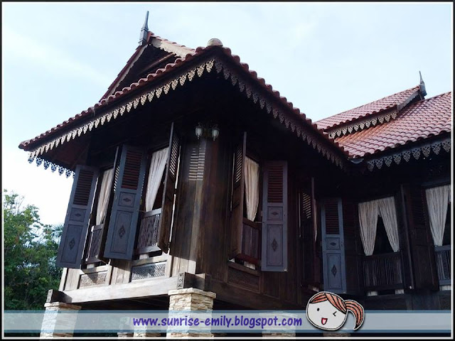 Million-Ringgit Rumah Bugis @ Pontian, Johor
