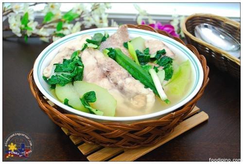 Sinabawang Isda Recipe