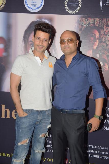 15. Manmeet Singh with Raja Ram Mukerji