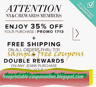 Free Printable New York And Company Coupons