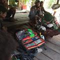 Satgas Kostrad Gelar Layanan Kesehatan Keliling di Perbatasan RI-PNG