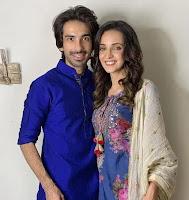sanaya irani with her husband mohit sehgal