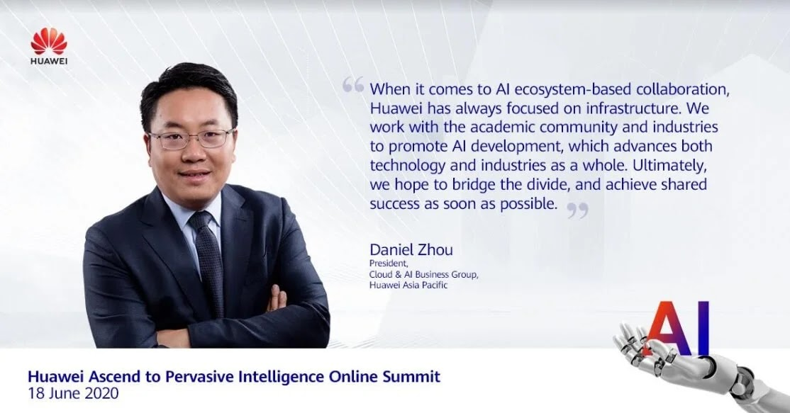 Huawei Boosts AI Ecosystem in Asia Pacific Through Ascend Partner Program