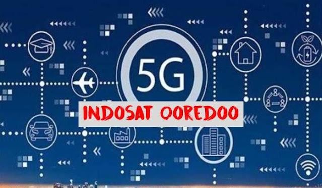 Indosat 5G Indonesia