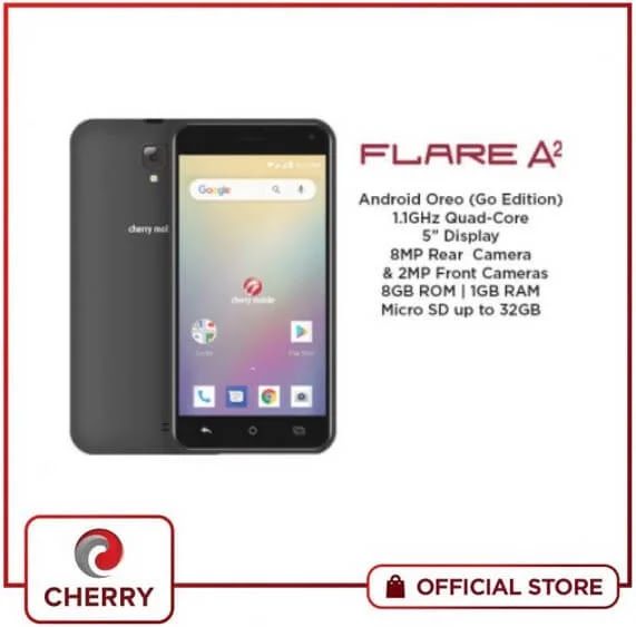DEAL ALERT: Cherry Mobile Flare A2 on SALE this 9.9 for Only Php1,999 (Instead of Php2,999)