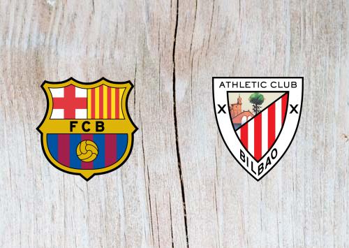 Barcelona vs Athletic Bilbao Full Match & Highlights 28 September 2018