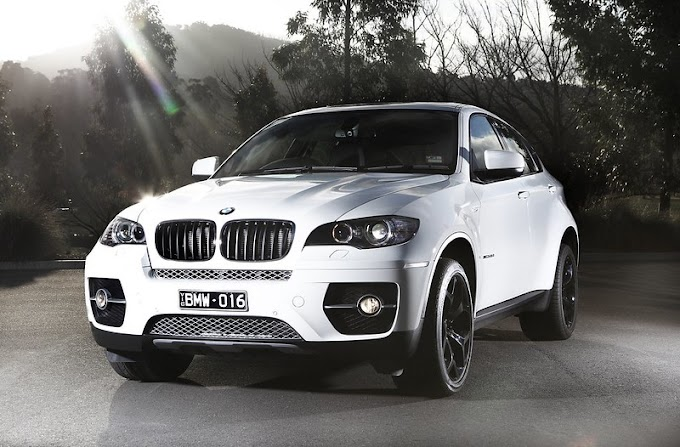 BMW X6, Crossover Mewah Miliaran Rupiah
