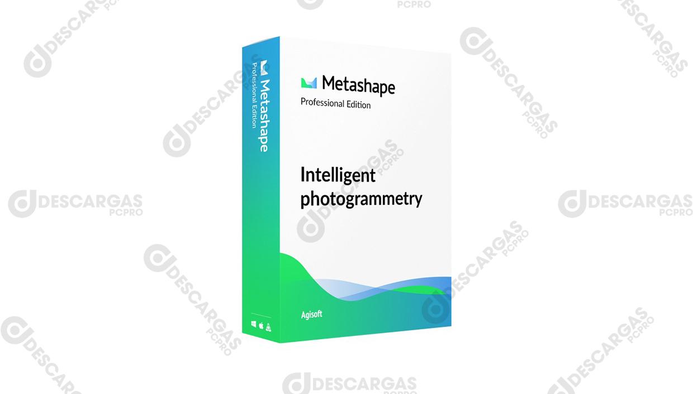 Agisoft Metashape Professional v1.7.4 Build 12853, Descubra la fotogrametría inteligente