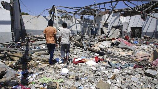 Έκτακτη συνεδρίαση του Συμβουλίου Ασφαλείας για την κατάσταση στη Λιβύη