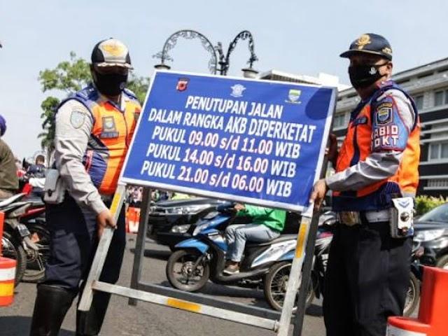 Demi Mendukung AKB Diperketat, Warga Luar Daerah Mohon untuk Tidak Berkunjung Dulu ke Kota Bandung