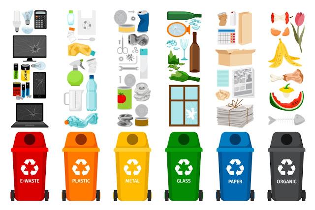cara mengenal dan memilah sampah
