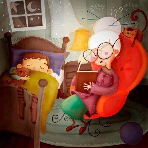 Abuela y abuelo: los segundos padres
