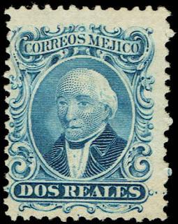 Mexico 1864  Miguel Hidalgo y Costilla