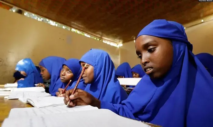 Sistem Pendidikan Somalia Berjuang Tarik Perhatian Anak Perempuan