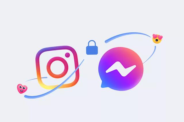 Facebook meluncurkan perpesanan lintas platform di Instagram dan Messenger
