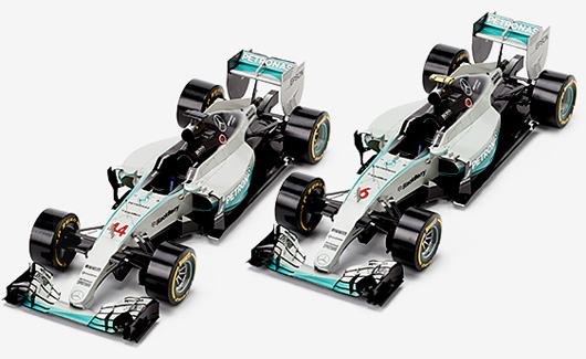Build Lewis Hamilton S World Champion Mercedes F1 Car