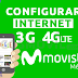 Movistar México: Configurar APN Internet 3G/4G LTE Android 2019