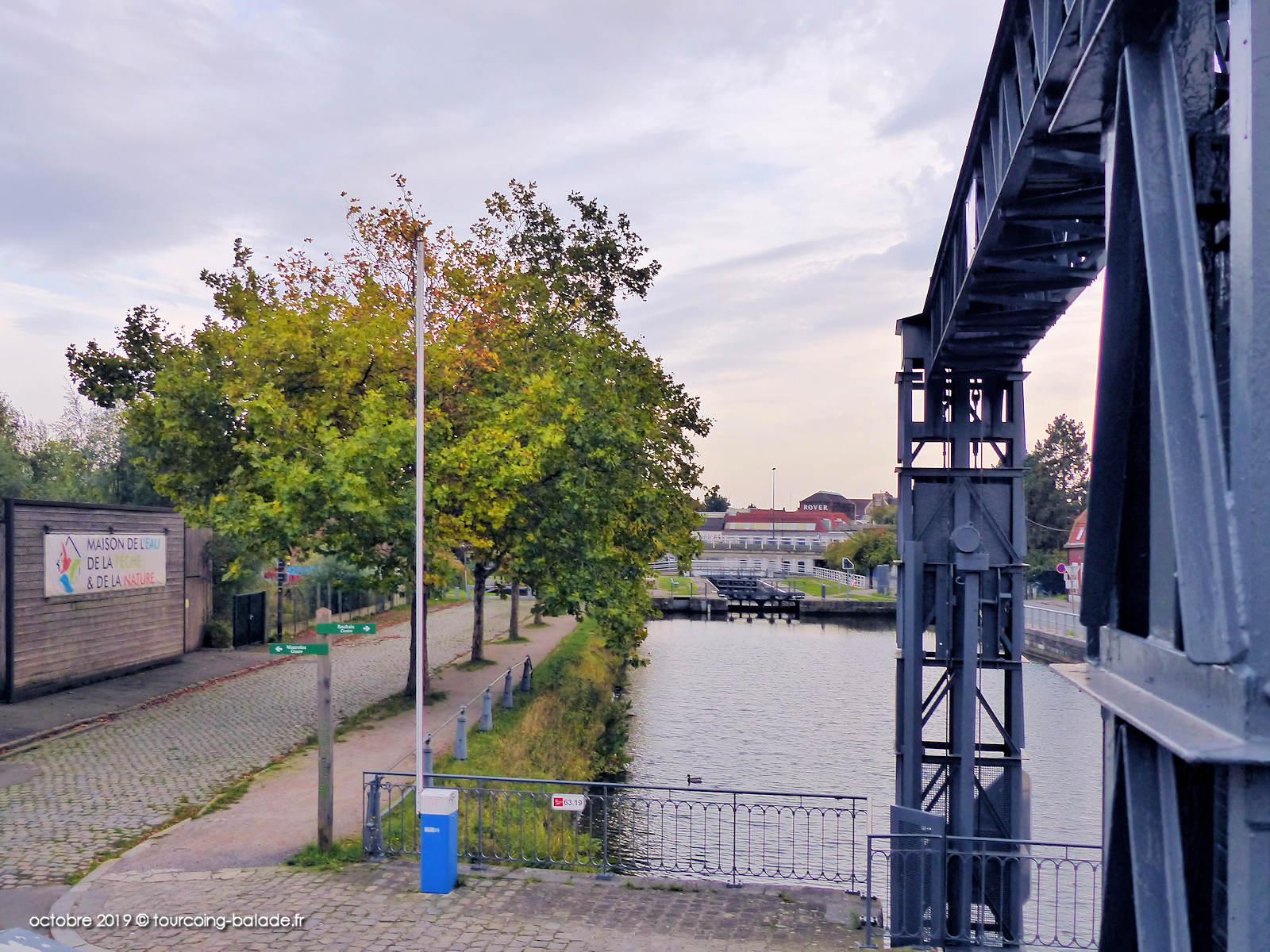 Maison de l'Eau, de la Pêche et de la Nature, Roubaix 2019