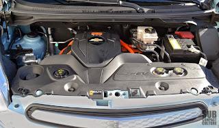 Spark EV motor