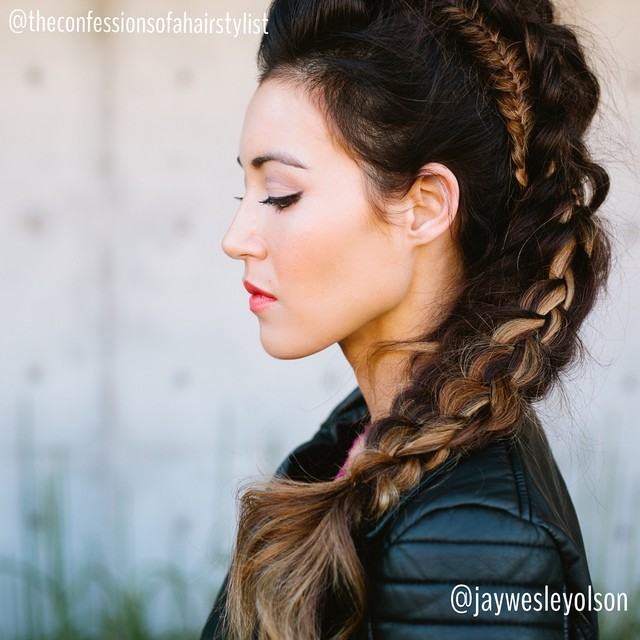 Hairstyles 30 Year Old woman