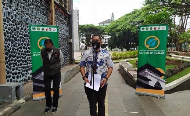 Perayaan HUT RI di Jabar, Warga Diminta Patuhi Protokol Kesehatan