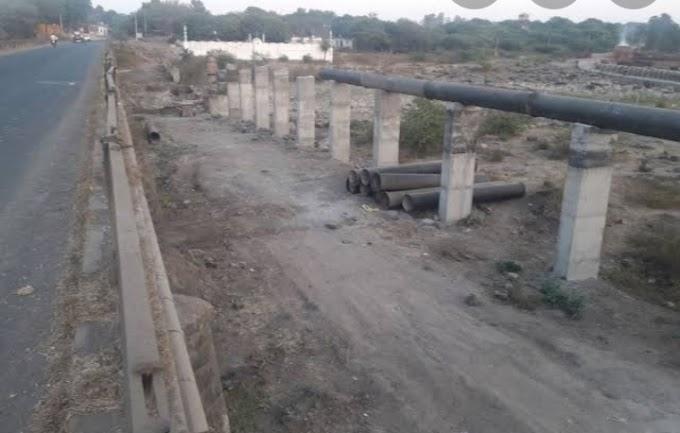 ख़ुश खबर: चंबल योजना के तहत ग्राम कोलवी में इंटकवेल पर लगे पंपों की टेस्टिंग की गई।