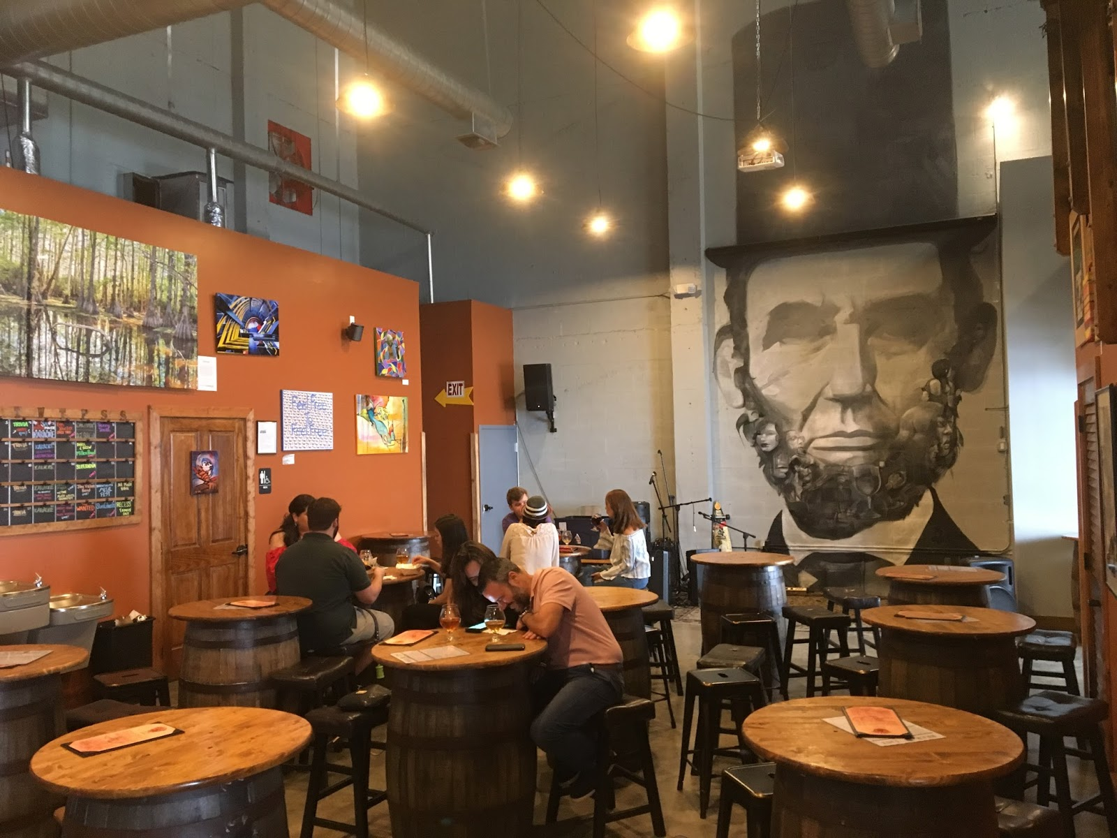 Image result for Lincoln's Beard Brewing Co.