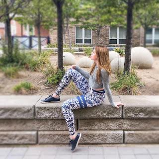 edish clothing label   Women's Activewear   Canadian Blogger   Fashion Blogger