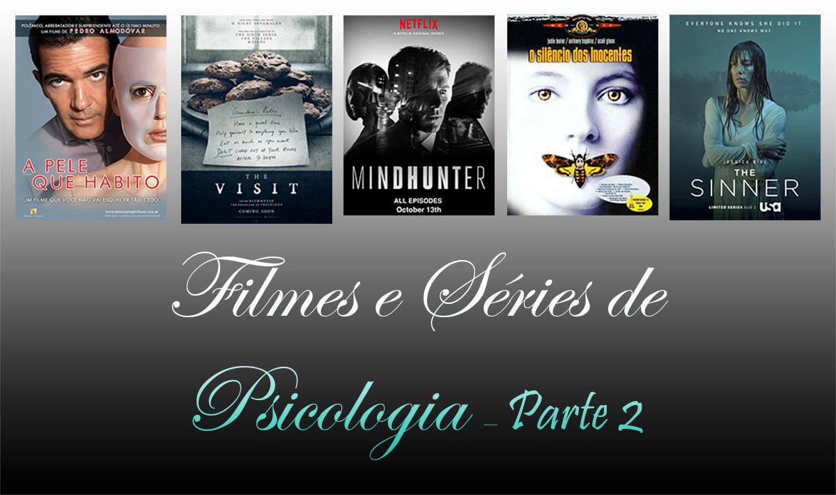 Filmes e séries para quem estuda psicologia