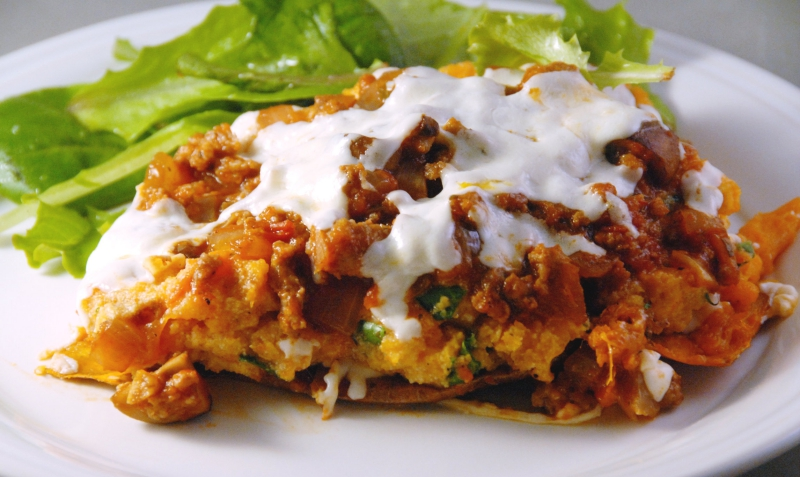Lasagna Stuffed Sweet Potatoes Gluten Free Healthy Dinners