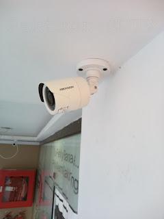 CCTV Installer of Hikvision Camera