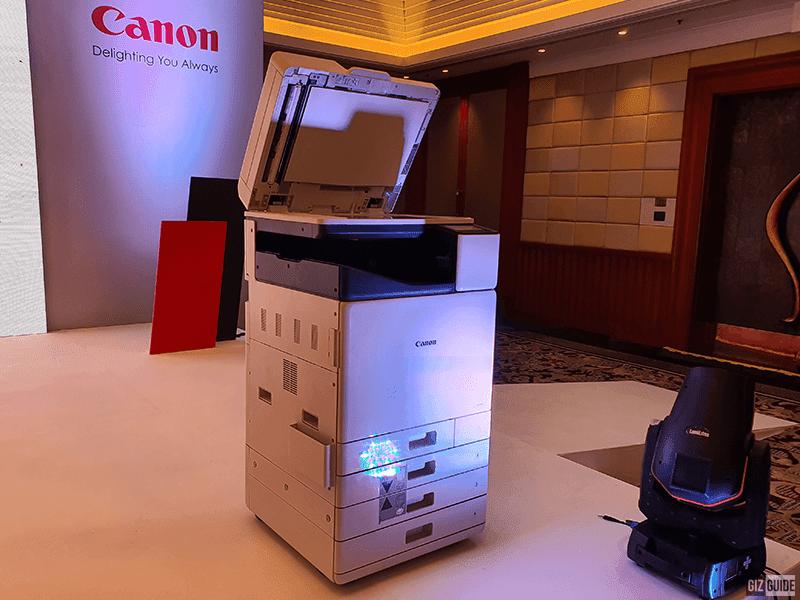 Canon WG7740 business inkjet multi-function printer