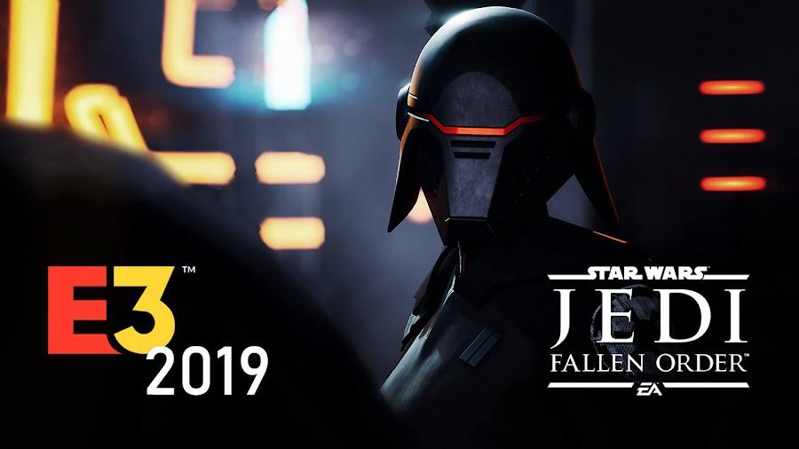 star wars jedi fallen order gameplay demo ea play e3 2019 respawn entertainment electronic arts