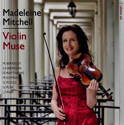 Madeleine Mitchell - Violin Muse - Divine Art