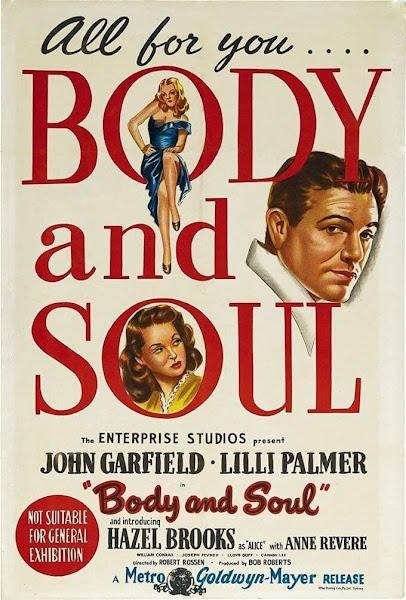 Cuerpo y alma