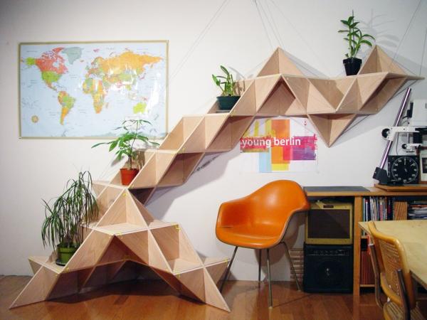 Geometric Furniture and Designs