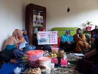 Pertemuan peningkatan kemampuan keluarga Program Keluarga Harapan
